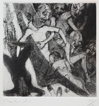 Francisco Toledo, 'Una hamaca muy movida ', 2018