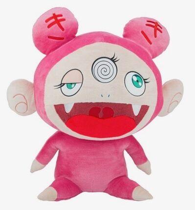 Takashi Murakami, 'Kiki XL Plush (Pink)', 2019