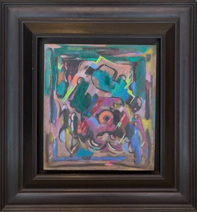 Albert Gleizes, 'Rythme coloré', 1948
