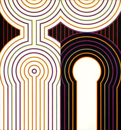 Kathleen Hyndman, 'Radiate/Glow', 1975