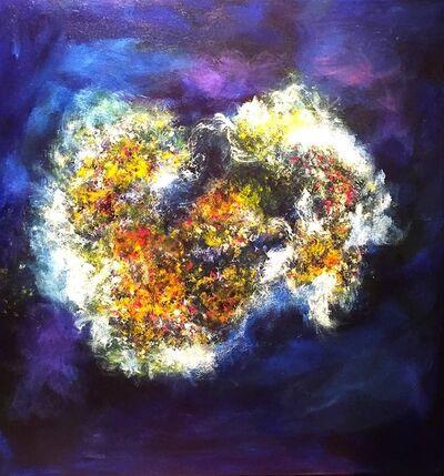 Lori Dubois, 'Meteor Lights', 2016