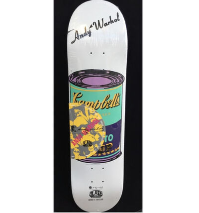 Andy Warhol, 'Andy Warhol Campbell's Soup Skateboard Deck ', ca. 2010