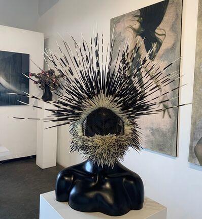 Melissa Meier, 'Quills - Skins Series (Sculpture)', ND