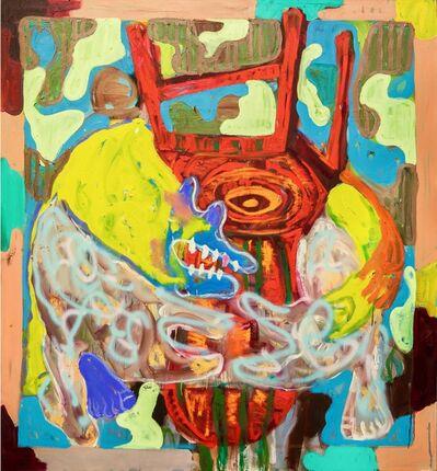 Gresham Tapiwa Nyaude, 'Battle of the Empty Chair', 2020
