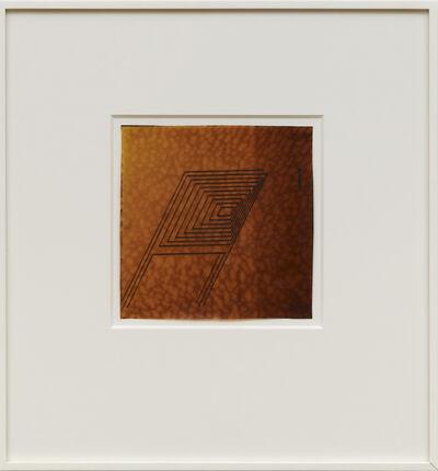 Dom Sylvester Houédard, 'langwid', 1967