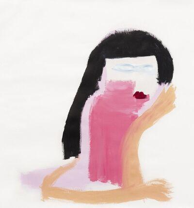 Anabella Papa, 'ojos fantasmas', 2016