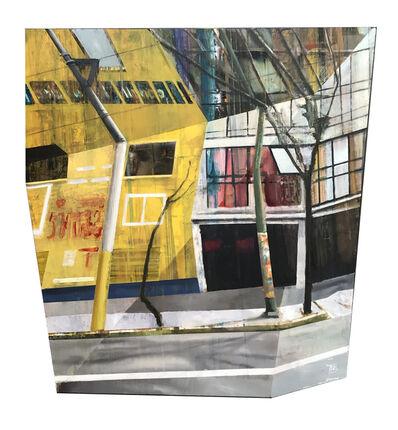 José Castro Leñero, 'La casa por la ventana 2', 2019
