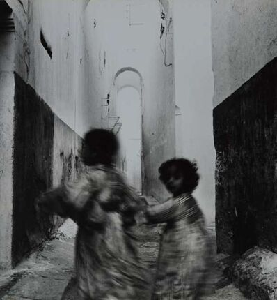 Irving Penn, 'Running Children, Morocco', 1951