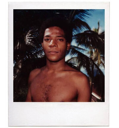 Paige Powell, 'Jean Michel Basquiat Hawaii 1984', 1984/2014