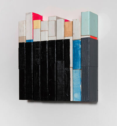 Cordy Ryman, 'Root Stack Slap', 2018