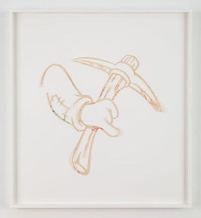 Arturo Herrera, 'Untitled (Axe)', 2002