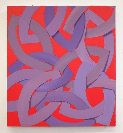 Corydon Cowansage, 'Purple and Red', 2019
