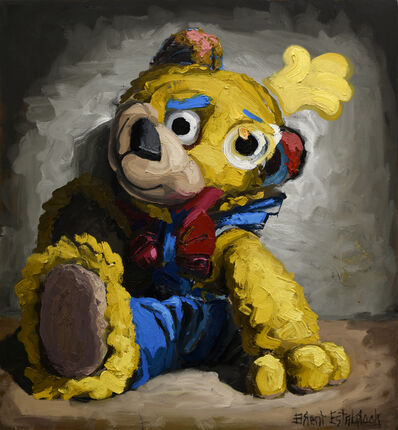 "Brent Estabrook, '""Crazy Bear"" ', 2019"