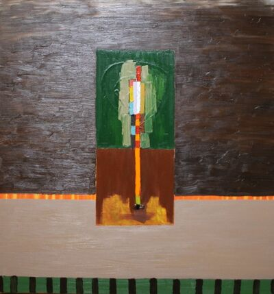 David Bolduc, 'Whistle Stop', 2006