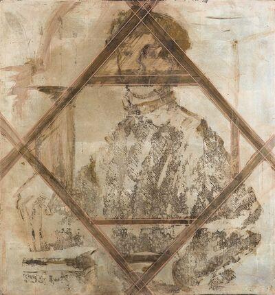 Raphael Jaimes-Branger, 'Composition XVII: Young Man', 2015