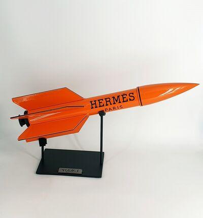 Rémy Aillaud, 'Missile HERMES', 2019