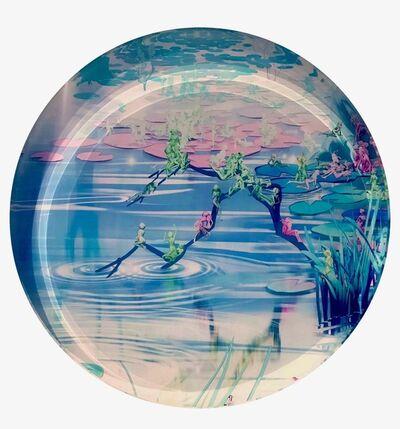 Jessica Lichtenstein, 'Water Lilies, 19/50', 2018