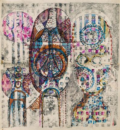 Avinash Chandra, 'Untitled', 1962-1963