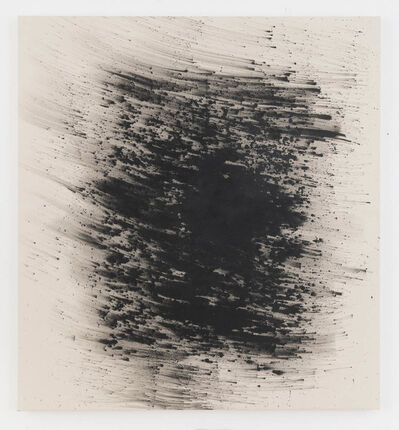 Shawn Kuruneru, 'Untitled (black cloud)', 2018
