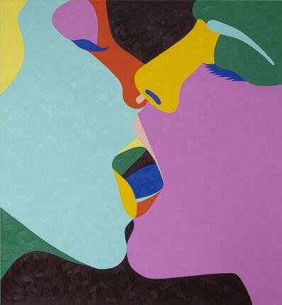 Helen Beard, 'Big Kiss', 2020