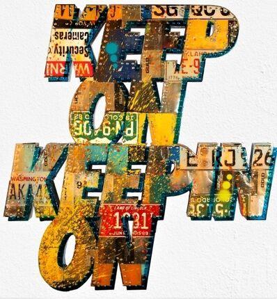 RISK, 'Keep on Keepin' on', 2018