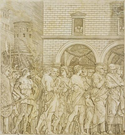 Andrea Mantegna, 'Triumph of Senators', date unknown