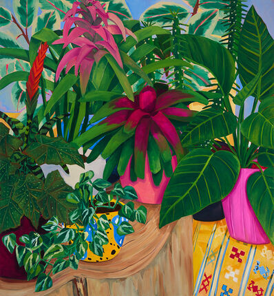 Anna Valdez, 'Tropical Study', 2018