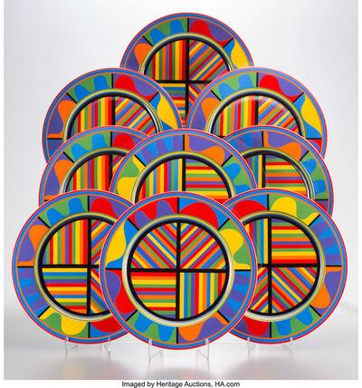 Sol LeWitt, 'Untitled (9 works)'