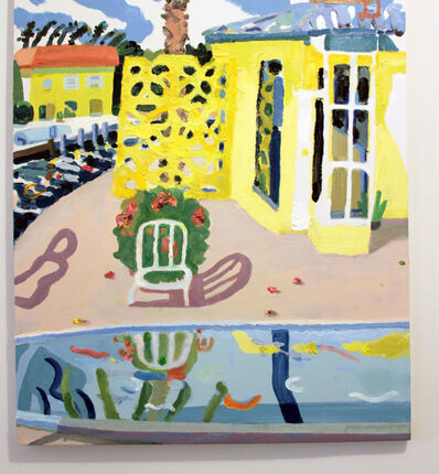 Daniel Heidkamp, 'Intuition pool', 2013