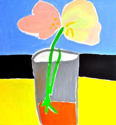Susi Kramer, 'Blume', 2014