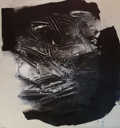 Rafael Canogar, 'Tronco', 1960