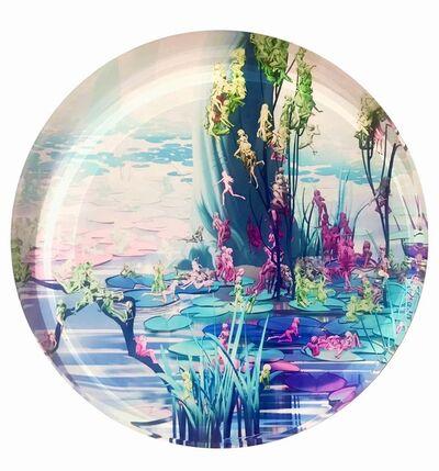 Jessica Lichtenstein, 'Water Lilies, 24/50', 2018