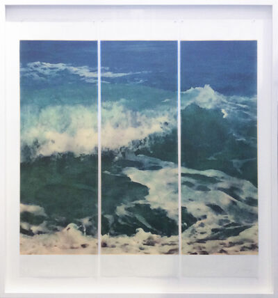 Jeri Eisenberg, 'Warm Waters No. 20', 2017