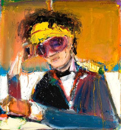 Richard Hickam, 'The Commodore's Wife', 1986