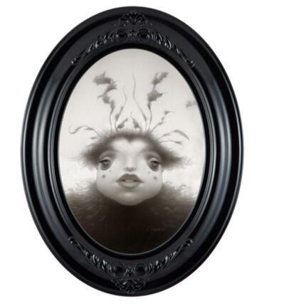 Travis Louie, 'Miss Buzzy in miniature'