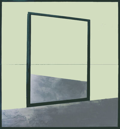 Olga Mokrzycka-Grospierre, 'Mirror', 2015