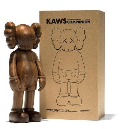 KAWS, 'Companion (Karimoku)', 2001