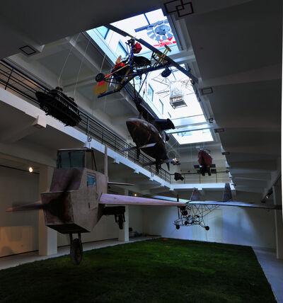 Cai Guoqiang 蔡国强, 'Fairytale', 2010