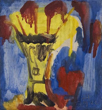Hans Hofmann, 'Yellow Vase', 1942