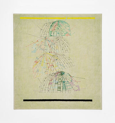 Natasza Niedziolka, 'Colors. Lemon Green', 2014