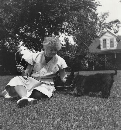 Genevieve Naylor, 'Eleanor Roosevelt, ', ca. 1956-1957