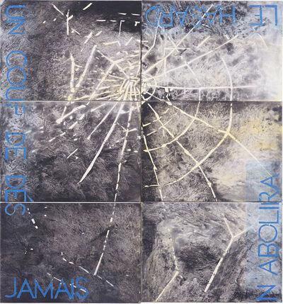 Imants Tillers, 'Metaphysical Detail XVII', 2018