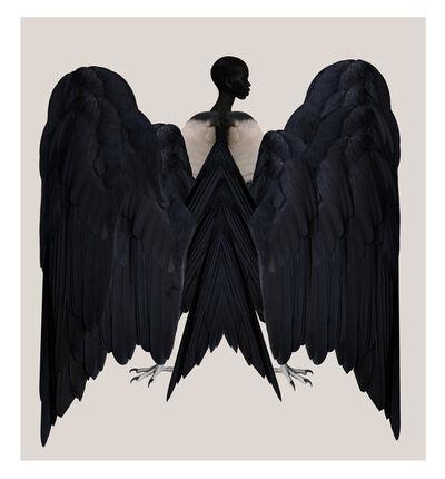 Igor Skaletsky, 'Black Wings', 2020