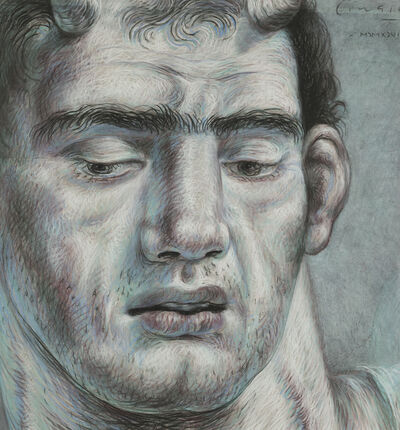 Ricardo Cinalli, '[Portrait of A Man]', 1997