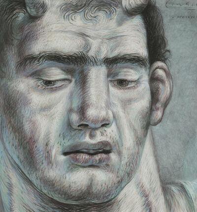 Ricardo Cinalli, '[Portrait of A Man]', 1997