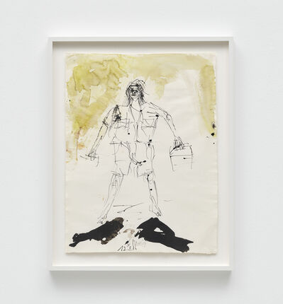 Georg Baselitz, 'Untitled 12.X.06', 2006