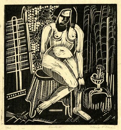 Clara Deike, 'Nude 1', ca. 1927