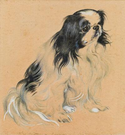 Norbertine Bresslern-Roth, 'Pekingese', 1938