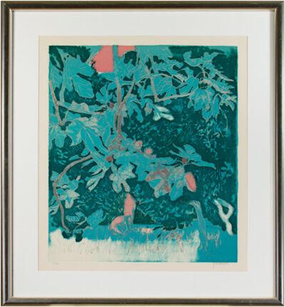 Paul Guiramand, 'Fig Trees-Antibes', 1997