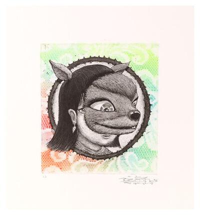 Bon, 'Deer Mask', 2013